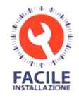 facile installazione PIGMA GREEN IN EU